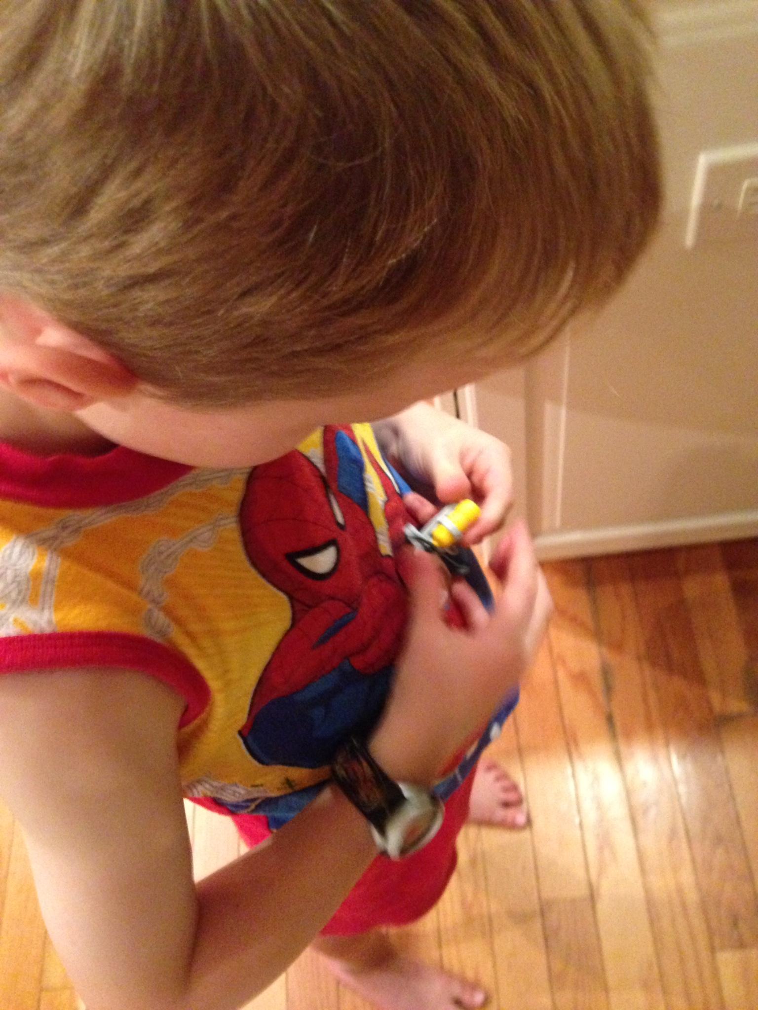 Day 14 – Spider-Man