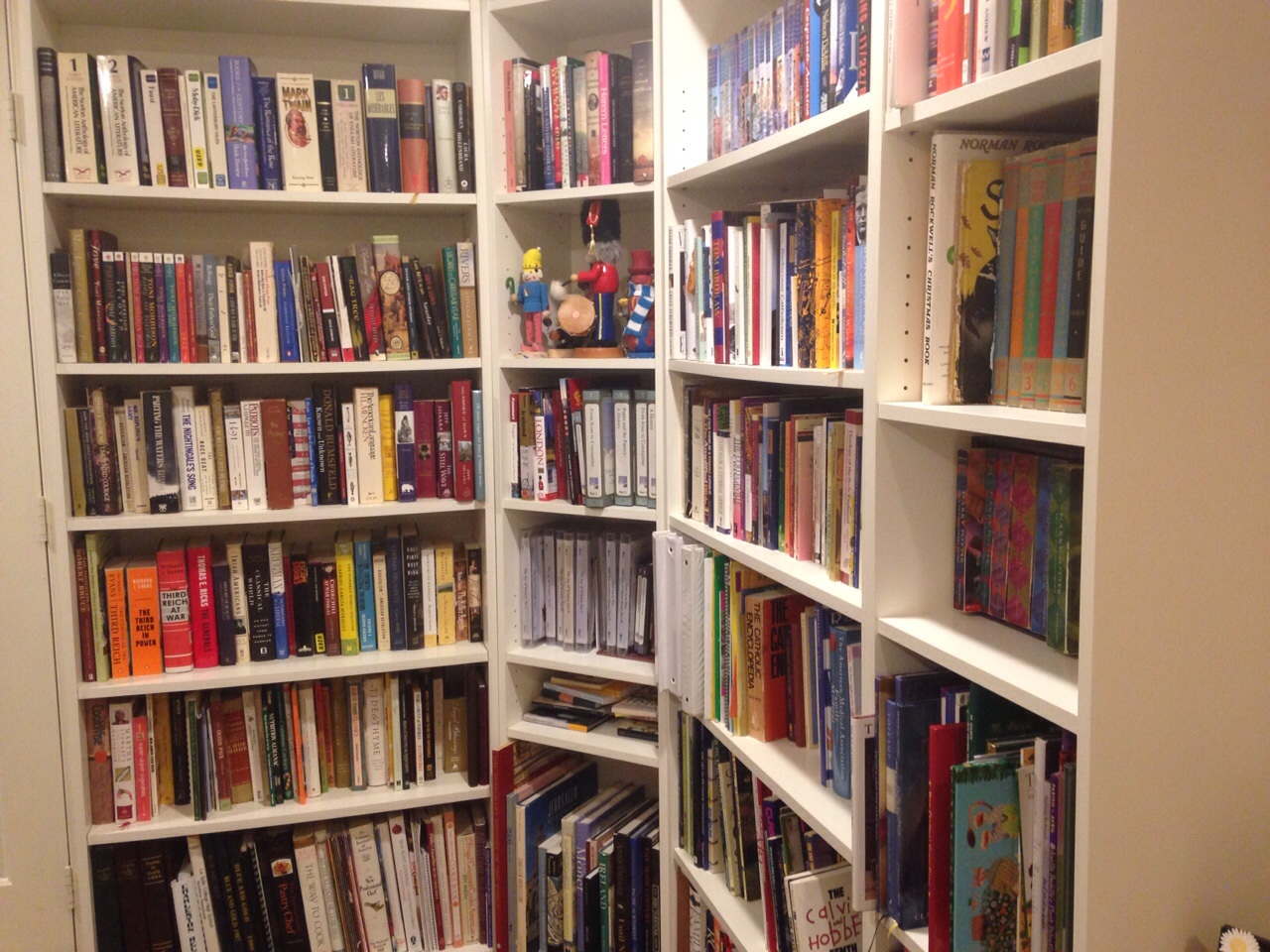 Of Books There Is No End….